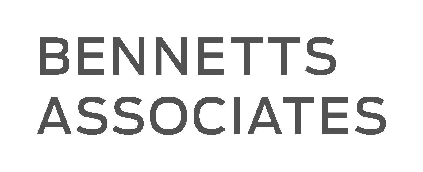 Logo for Bennetts Associates