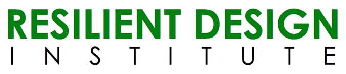 Logo for Resilient Design Institute